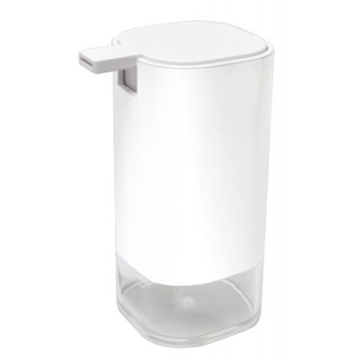 DISPENSER PARA JABON LIQUIDO BLANCO SQUARE