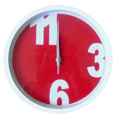 RELOJ PARED RED D 25 x H 4cm
