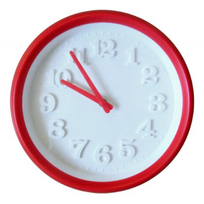 RELOJ PARED RED  D 30,8 x H 5cm
