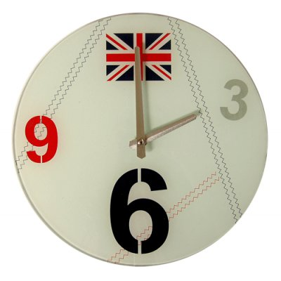 RELOJ PARED ENGLAND/NUMBER
