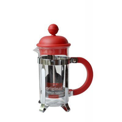 CAFETTIERA 3PCS. RED