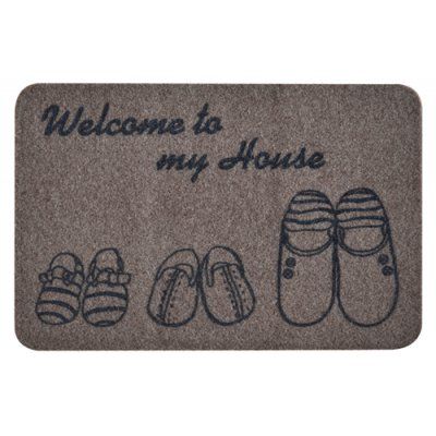 ALFOMBRA WELCOME 60x40cm