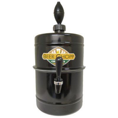CHOPERA DISPENSER NEGRA 5,1 L