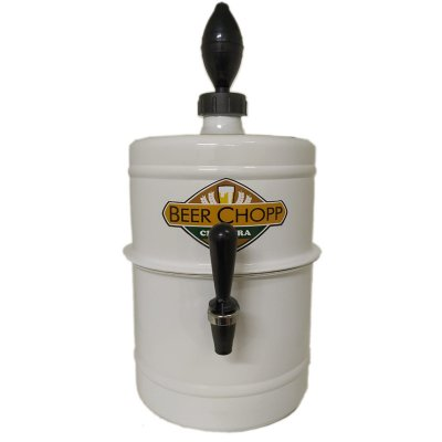CHOPERA DISPENSER BLANCA 5,1 L