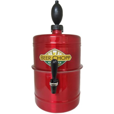 CHOPERA DISPENSER ROJA  5,1 L