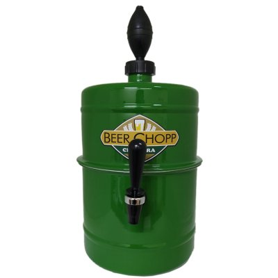 CHOPERA DISPENSER VERDE 5,1 L